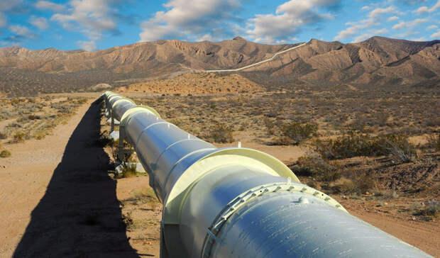 Иранский газ вновь потек вТурцию
