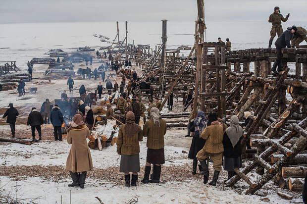 Кадр из фильма «Коридор бессмертия». /Фото: moscowchanges.ru