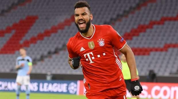 «Бавария» в ответном матче обыграла «Лацио» и вышла в 1/4 Лиги чемпионов
