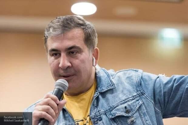 Саакашвили предрек Украине тяжелое будущие из-за пандемии коронавируса