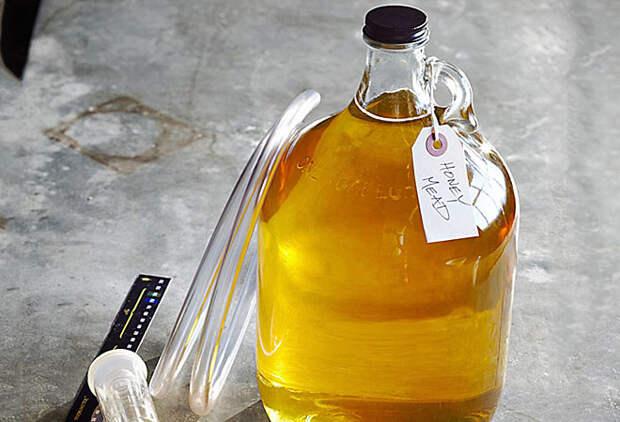 Медовуха: любимый напиток древних Богов