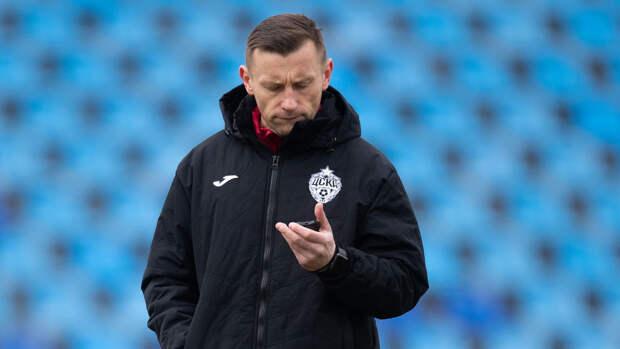 Защитник ЦСКА Карпов рассказал о работе под руководством Олича