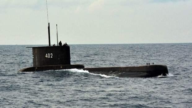 Найдены обломки пропавшей индонезийской подводной лодки