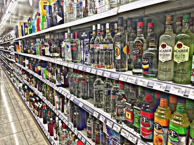 «Сухой закон»: в Удмуртии 1 сентября не будут продавать алкоголь