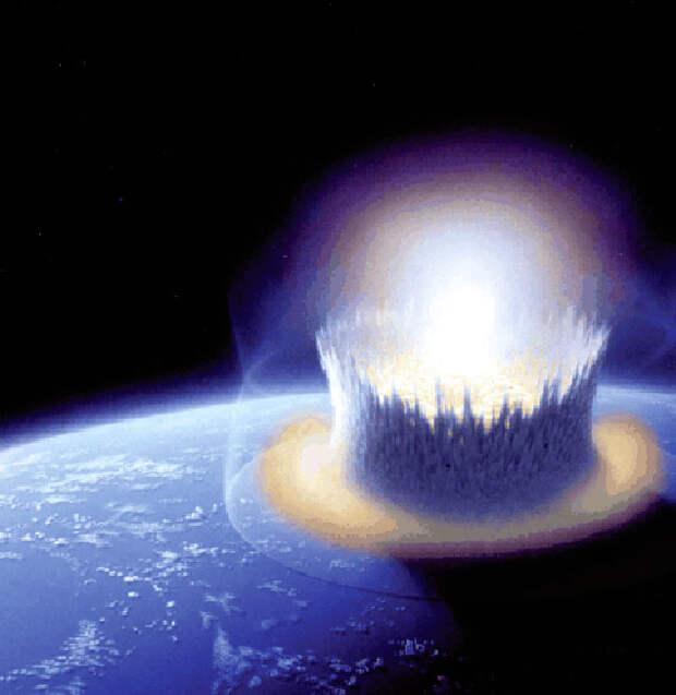 НАСА показало Антихриста