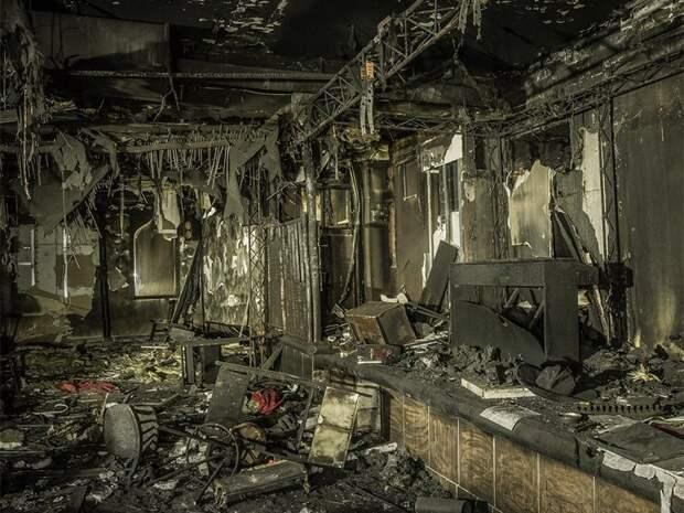 Пожар в «Хромой лошади» и трагедия в пермской «Карамели», где люди сварились заживо, как звенья одной цепи - фото 3