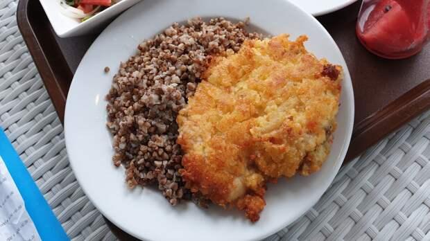 Сколько стоит обед в Сочи. В обыкновенной столовой