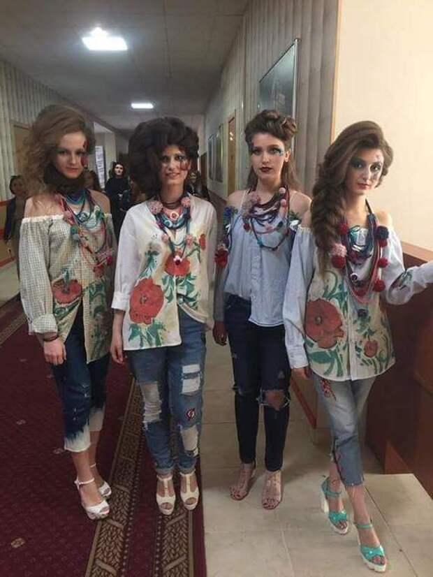 Жестокая и беспощадная украинская мода Украина, Политика, дизайнеры от бога, юмор, мода, мода что ты делаешь, длиннопост