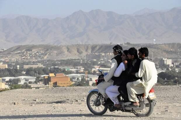 Мощный взрыв прогремел у одной из мечетей в Кабуле