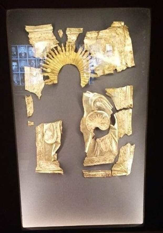 В музее при Главном храме Вооруженных сил появился экспонат из Тверской области