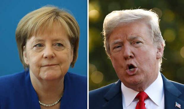 «Что хорошего в НАТО?- Трамп вызывал панику в связи с выходом США из НАТО