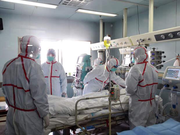 Сводка борьбы с коронавирусом в России на 4 апреля