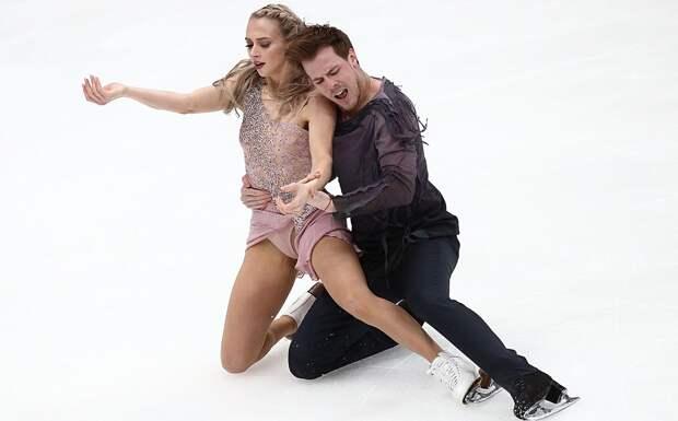 Синицина и Кацалапов стали чемпионами мира в танцах на льду. Это первое за 12 лет золото России в данной дисциплине