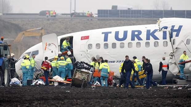 СМИ обвинили Нидерланды в сокрытии причин аварии Boeing в 2009 году