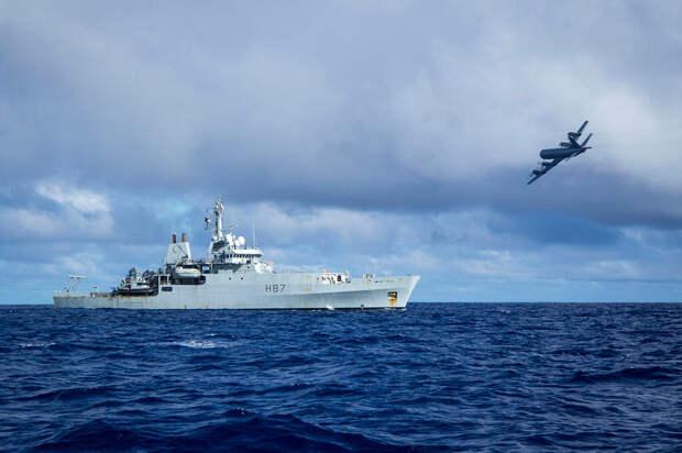 Подводная битва разведок: чем отзовется британское «Эхо» у главной базы Балтфлота