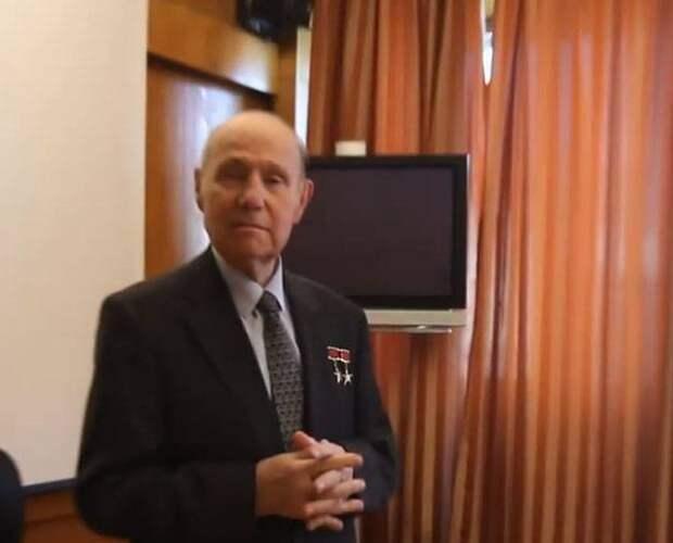 Ушёл из жизни выдающийся авиаконструктор Генрих Новожилов