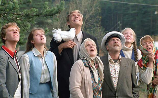 Фильм «Любовь и голуби» стал лучшей картиной о любви по мнению россиян