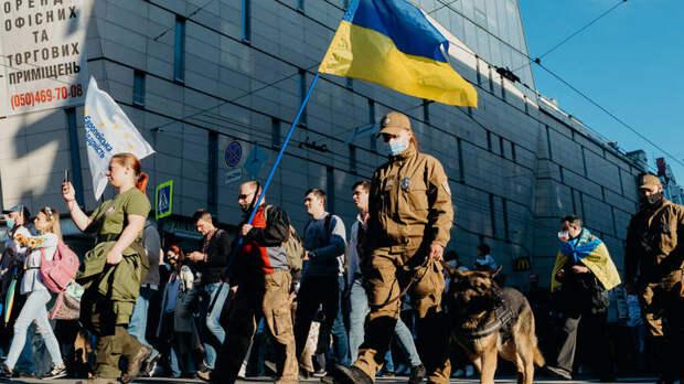 На Украину пришла эпоха голода и нищеты