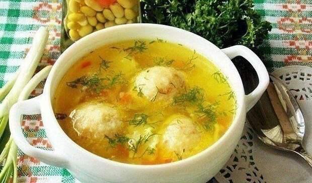 5 рецептов диетических куриных супчиков