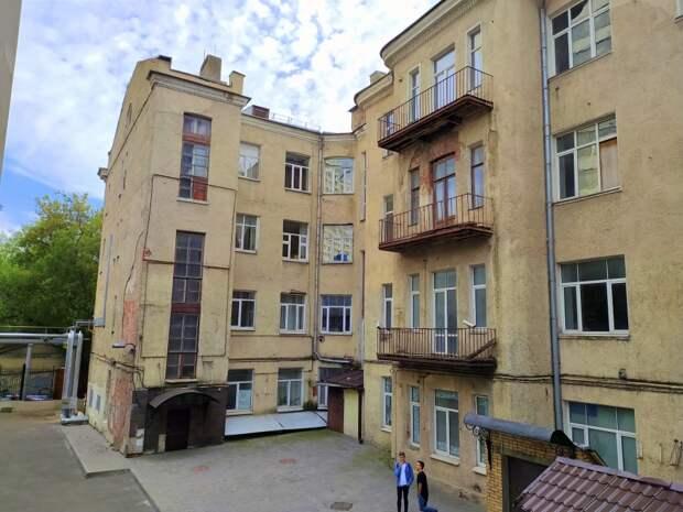 Заповедные места Москвы сегодня