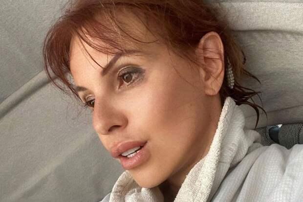 Наталья Штурм впервые показала возлюбленного
