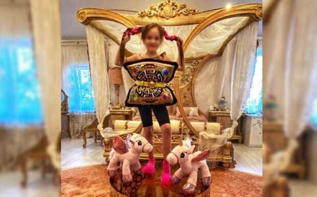 Пользователи оценили шикарную комнату дочери Киркорова