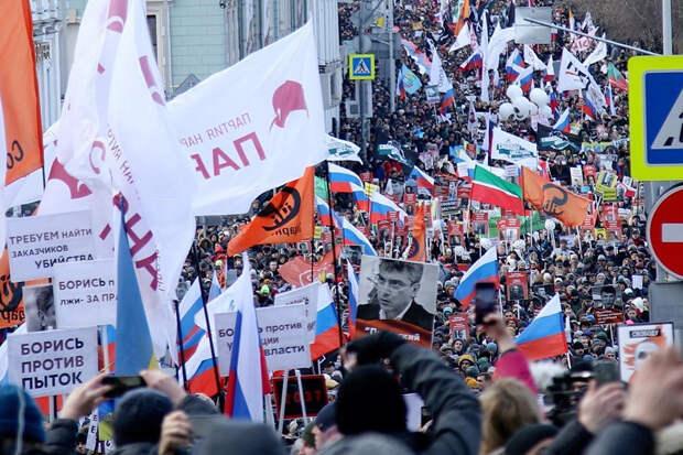 Путин подписал закон о запрете финансирования митингов из иностранных источников