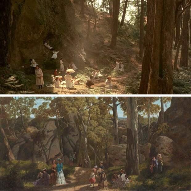 14 фильмов, вкоторых режиссеры спрятали шедевры живописи, азрители инезаметили