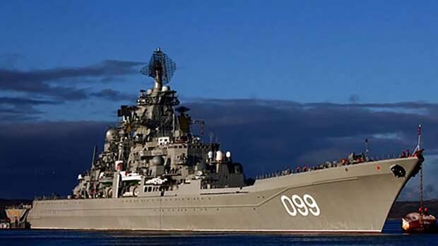 Китайские военные обозреватели заявили, что «Адмирал Нахимов» мешает планам Запада по сдерживанию России