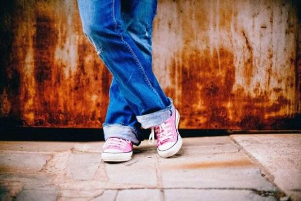 Выбираем обувь под джинсы