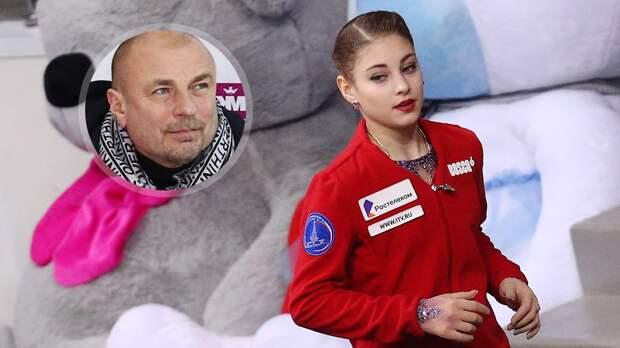 Жулин: «Отстранить Косторную на один сезон за переход к Плющенко — это слишком жестко»