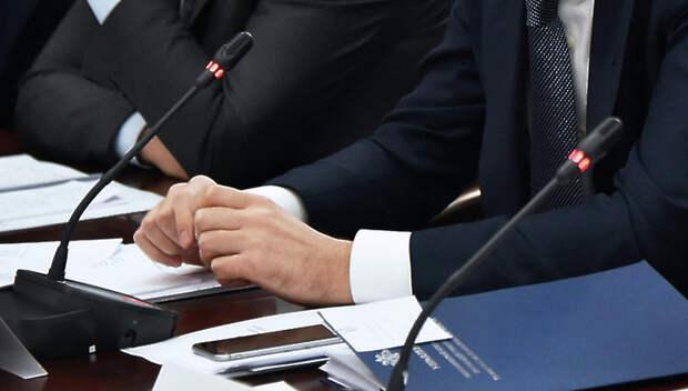 Власти Подмосковья готовят поправки к бюджету региона на текущий год