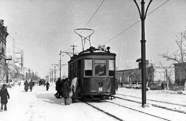Сталинградский трамвай (https://clck.ru/Y9jT7)