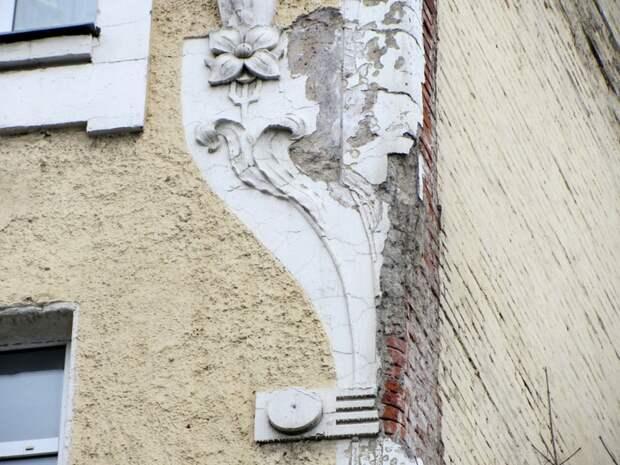 Причудливый декор московских домов в стиле модерн, ч.1