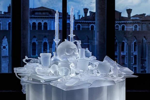 В Главном штабе покажут современное венецианское стекло