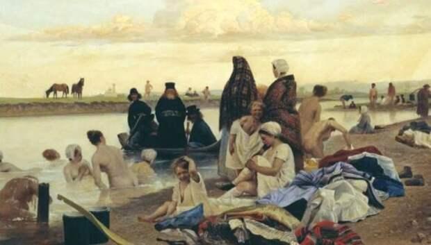 Картина Репина «Приплыли»: что означает эта фраза и почему она удивила бы художника