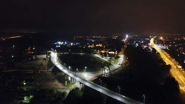 Все муниципалитеты Подмосковья присоединились к программе «Светлый город»