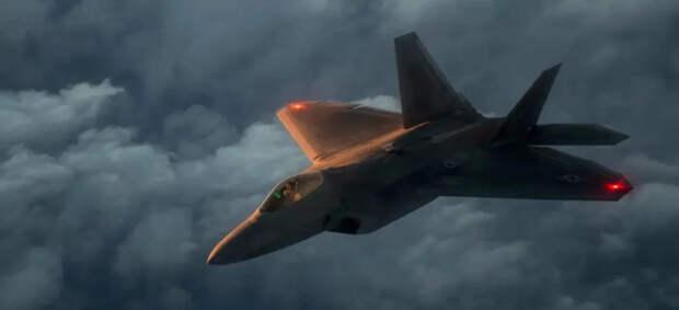 """""""Хамил и был наказан"""". О встречах российских истребителей с американскими """"стелс-самолётами"""" 5-го поколения."""