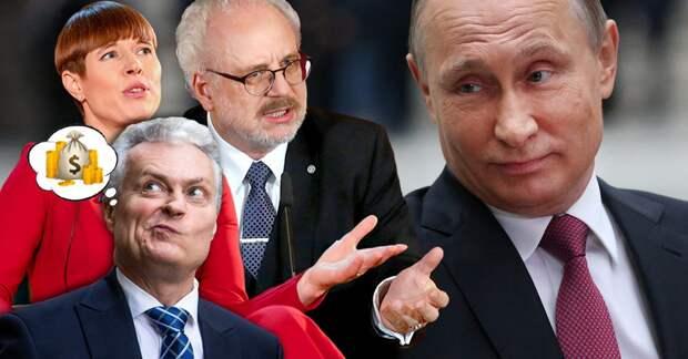 «Советская оккупация», вымирание, газ: за что Прибалтика требует компенсаций от России