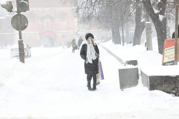 Аномальные февральские морозы ожидаются в Нижегородской области на следующей неделе