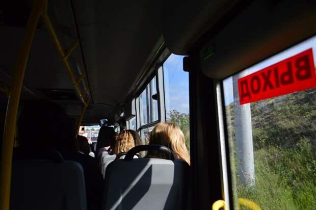 На почасовую работу могут перевести пассажирский транспорт Севастополя