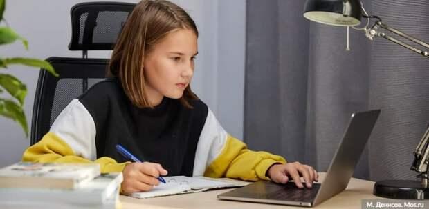В Москве запущен онлайн-ресурс детских технопарков — Сергунина / Фото: М.Денисов, mos.ru