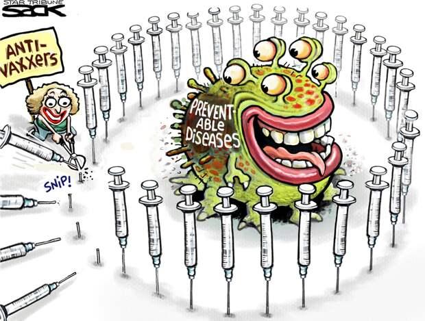 Принудительная вакцинация и причины «слива» Джо Байдена