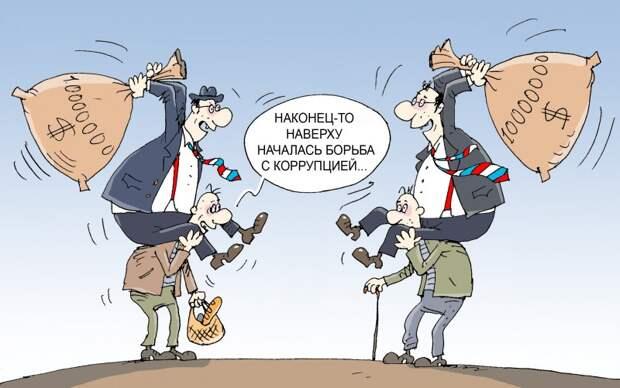 """Геннадий Зюганов : """"Сейчас схлестнулись две кремлевские башни."""""""