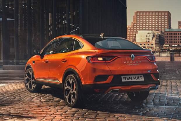 В гамме Renault появился кроссовер Megane, и он уже давно известен в России
