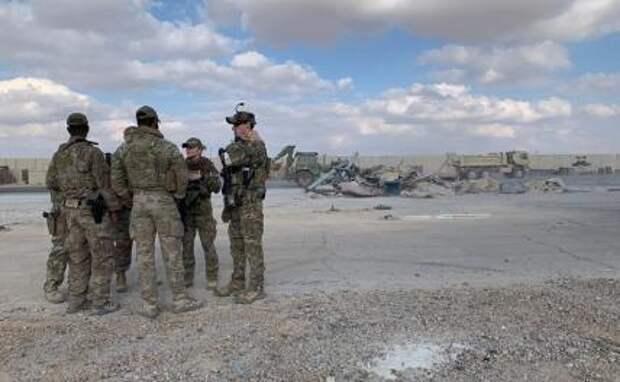 Американцы воюют с иранцами, нанося удары по Ираку и Сирии