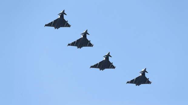 Sun: два британских истребителя помогут Эстонии «отразить российскую угрозу»