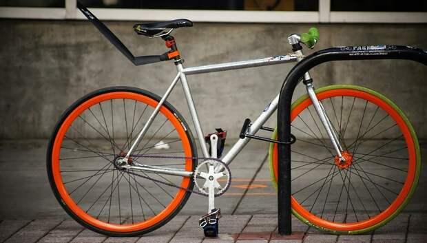 Полицейские Подольска задержали подозреваемого в краже велосипеда из подсобки