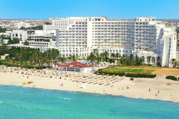 Тунис hotel Riadh Palms, Сус отель Риадх Палмс, Riadh Palms фото, описание, схема проезда.