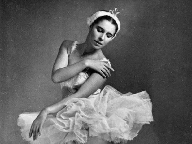 Знаменитая танцовщица Ольга Моисеева